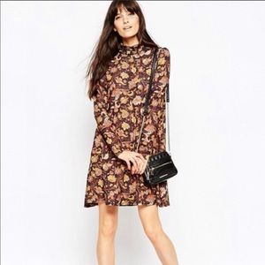 NWT ASOS paisley dress
